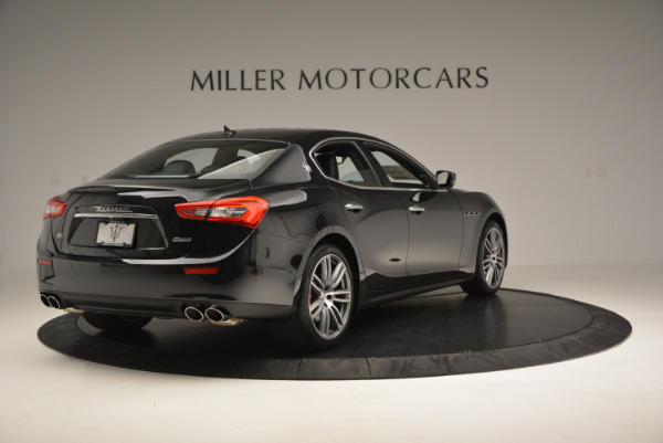 New 2017 Maserati Ghibli S Q4 for sale Sold at Alfa Romeo of Greenwich in Greenwich CT 06830 7