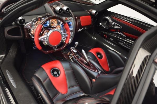 Used 2014 Pagani Huyara for sale Sold at Alfa Romeo of Greenwich in Greenwich CT 06830 10