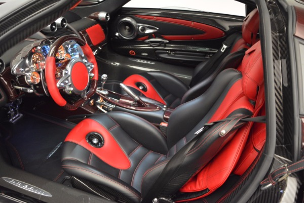 Used 2014 Pagani Huyara for sale Sold at Alfa Romeo of Greenwich in Greenwich CT 06830 11