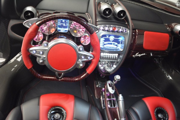 Used 2014 Pagani Huyara for sale Sold at Alfa Romeo of Greenwich in Greenwich CT 06830 12