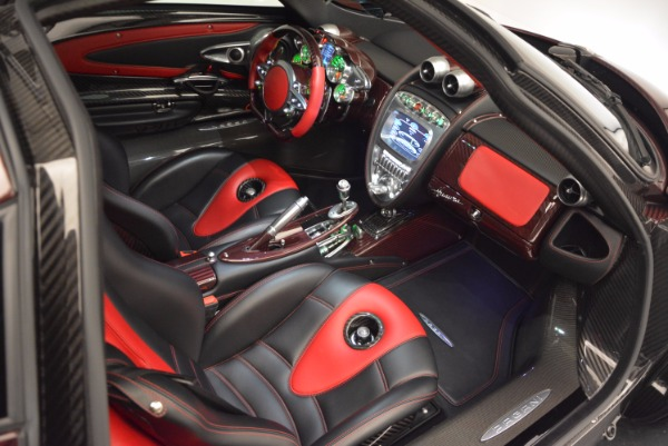 Used 2014 Pagani Huyara for sale Sold at Alfa Romeo of Greenwich in Greenwich CT 06830 14