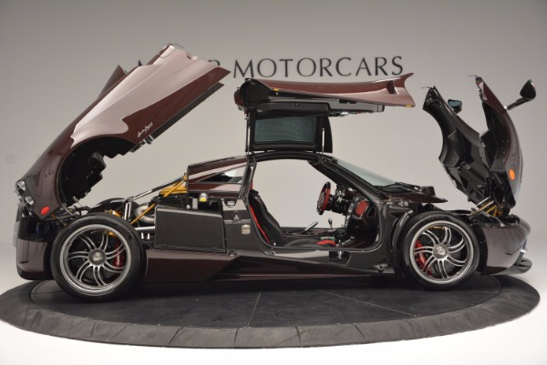 Used 2014 Pagani Huyara for sale Sold at Alfa Romeo of Greenwich in Greenwich CT 06830 17