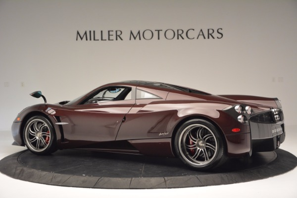 Used 2014 Pagani Huyara for sale Sold at Alfa Romeo of Greenwich in Greenwich CT 06830 3