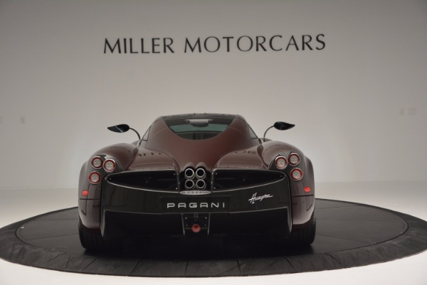 Used 2014 Pagani Huyara for sale Sold at Alfa Romeo of Greenwich in Greenwich CT 06830 5