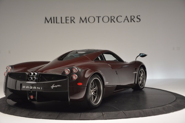 Used 2014 Pagani Huyara for sale Sold at Alfa Romeo of Greenwich in Greenwich CT 06830 6