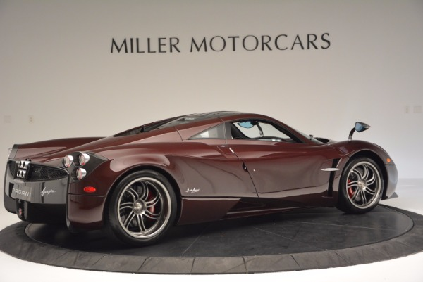 Used 2014 Pagani Huyara for sale Sold at Alfa Romeo of Greenwich in Greenwich CT 06830 7