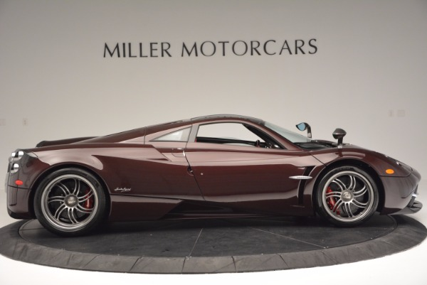 Used 2014 Pagani Huyara for sale Sold at Alfa Romeo of Greenwich in Greenwich CT 06830 8
