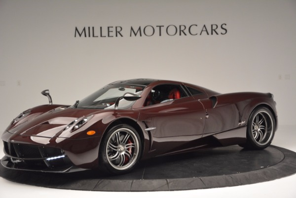 Used 2014 Pagani Huyara for sale Sold at Alfa Romeo of Greenwich in Greenwich CT 06830 1