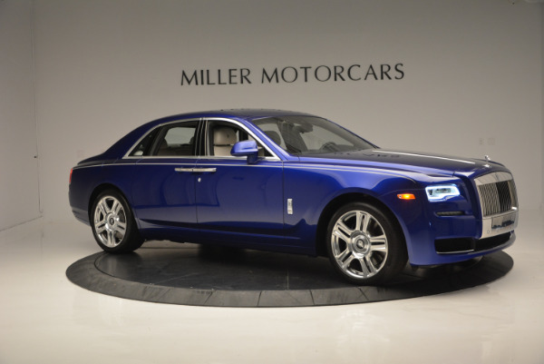 Used 2016 ROLLS-ROYCE GHOST SERIES II for sale Sold at Alfa Romeo of Greenwich in Greenwich CT 06830 12