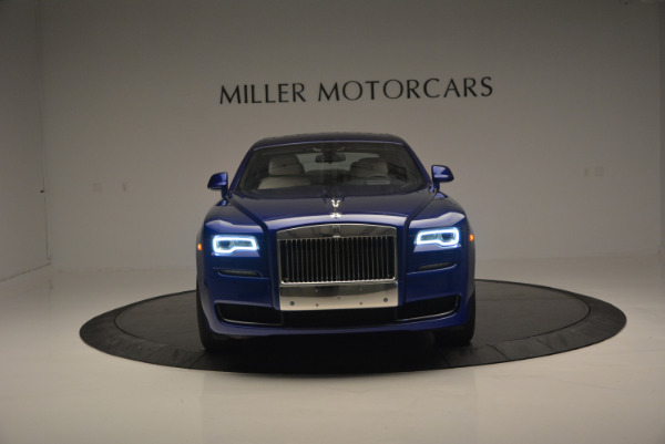 Used 2016 ROLLS-ROYCE GHOST SERIES II for sale Sold at Alfa Romeo of Greenwich in Greenwich CT 06830 14