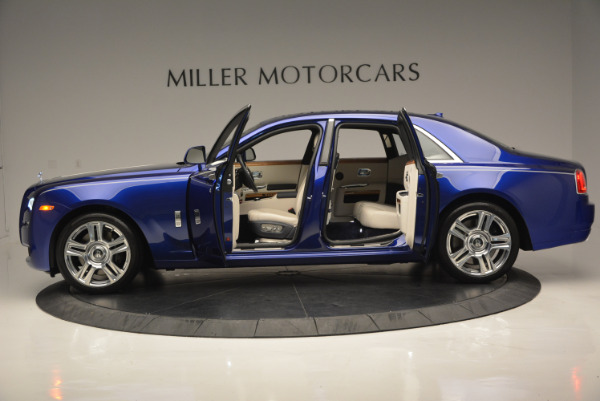 Used 2016 ROLLS-ROYCE GHOST SERIES II for sale Sold at Alfa Romeo of Greenwich in Greenwich CT 06830 16