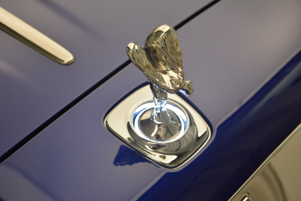 Used 2016 ROLLS-ROYCE GHOST SERIES II for sale Sold at Alfa Romeo of Greenwich in Greenwich CT 06830 18