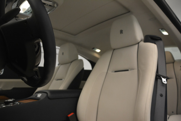 Used 2016 Rolls-Royce Wraith for sale Sold at Alfa Romeo of Greenwich in Greenwich CT 06830 19