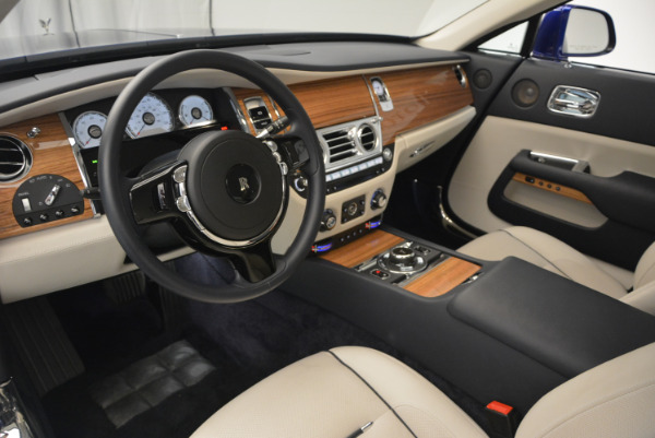 Used 2016 Rolls-Royce Wraith for sale Sold at Alfa Romeo of Greenwich in Greenwich CT 06830 20