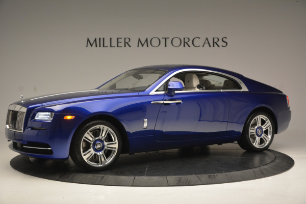 Used 2016 Rolls-Royce Wraith for sale Sold at Alfa Romeo of Greenwich in Greenwich CT 06830 3