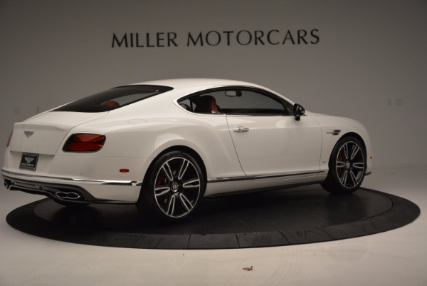 New 2017 Bentley Continental GT V8 S for sale Sold at Alfa Romeo of Greenwich in Greenwich CT 06830 8