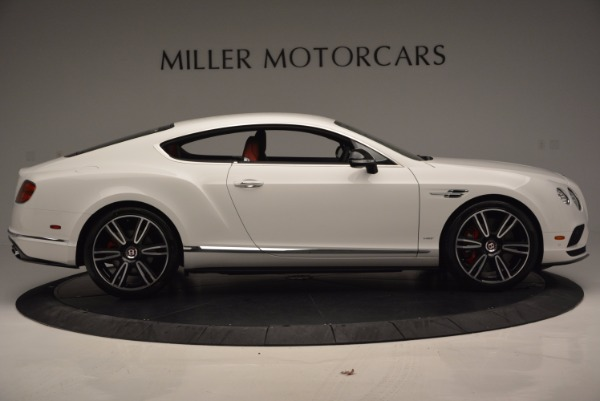New 2017 Bentley Continental GT V8 S for sale Sold at Alfa Romeo of Greenwich in Greenwich CT 06830 9