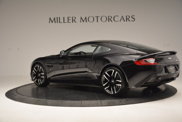 Used 2017 Aston Martin Vanquish Coupe for sale Sold at Alfa Romeo of Greenwich in Greenwich CT 06830 4