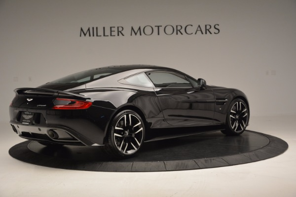 Used 2017 Aston Martin Vanquish Coupe for sale Sold at Alfa Romeo of Greenwich in Greenwich CT 06830 8