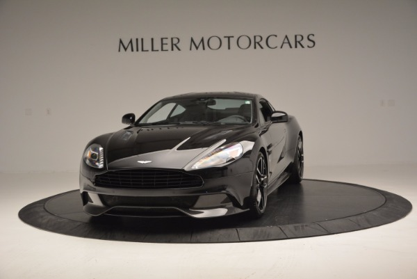 Used 2017 Aston Martin Vanquish Coupe for sale Sold at Alfa Romeo of Greenwich in Greenwich CT 06830 1