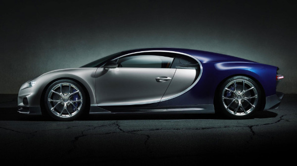 New 2020 Bugatti Chiron for sale Sold at Alfa Romeo of Greenwich in Greenwich CT 06830 3