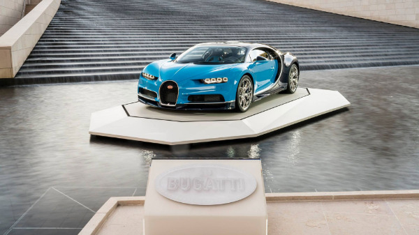 New 2020 Bugatti Chiron for sale Sold at Alfa Romeo of Greenwich in Greenwich CT 06830 4