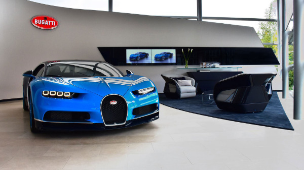 New 2020 Bugatti Chiron for sale Sold at Alfa Romeo of Greenwich in Greenwich CT 06830 5