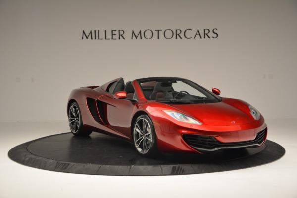 Used 2013 McLaren MP4-12C Base for sale Sold at Alfa Romeo of Greenwich in Greenwich CT 06830 11