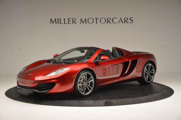 Used 2013 McLaren MP4-12C Base for sale Sold at Alfa Romeo of Greenwich in Greenwich CT 06830 2