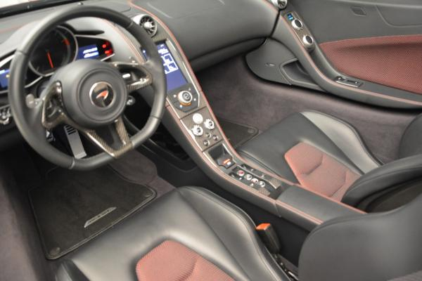 Used 2013 McLaren MP4-12C Base for sale Sold at Alfa Romeo of Greenwich in Greenwich CT 06830 22