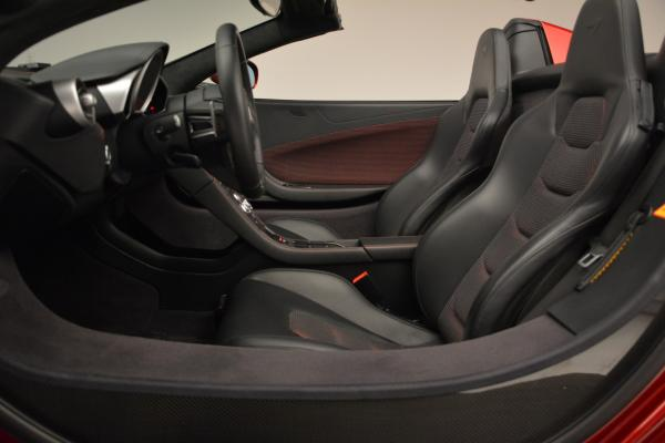 Used 2013 McLaren MP4-12C Base for sale Sold at Alfa Romeo of Greenwich in Greenwich CT 06830 23
