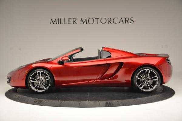 Used 2013 McLaren MP4-12C Base for sale Sold at Alfa Romeo of Greenwich in Greenwich CT 06830 3