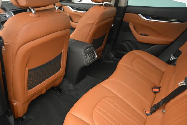 New 2017 Maserati Levante for sale Sold at Alfa Romeo of Greenwich in Greenwich CT 06830 16