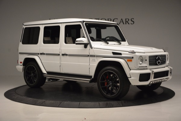 Used 2016 Mercedes Benz G-Class AMG G65 for sale Sold at Alfa Romeo of Greenwich in Greenwich CT 06830 10