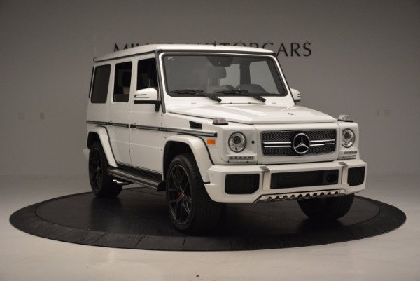 Used 2016 Mercedes Benz G-Class AMG G65 for sale Sold at Alfa Romeo of Greenwich in Greenwich CT 06830 11
