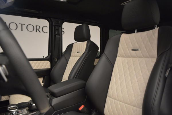 Used 2016 Mercedes Benz G-Class AMG G65 for sale Sold at Alfa Romeo of Greenwich in Greenwich CT 06830 17