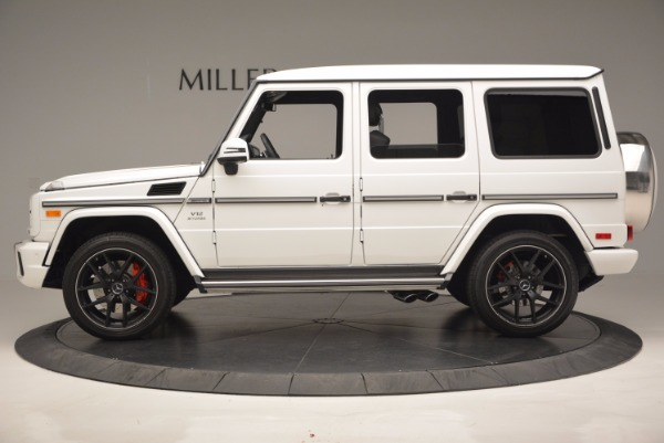 Used 2016 Mercedes Benz G-Class AMG G65 for sale Sold at Alfa Romeo of Greenwich in Greenwich CT 06830 3