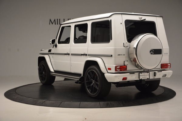 Used 2016 Mercedes Benz G-Class AMG G65 for sale Sold at Alfa Romeo of Greenwich in Greenwich CT 06830 5
