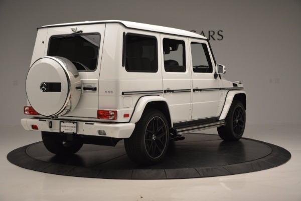 Used 2016 Mercedes Benz G-Class AMG G65 for sale Sold at Alfa Romeo of Greenwich in Greenwich CT 06830 7