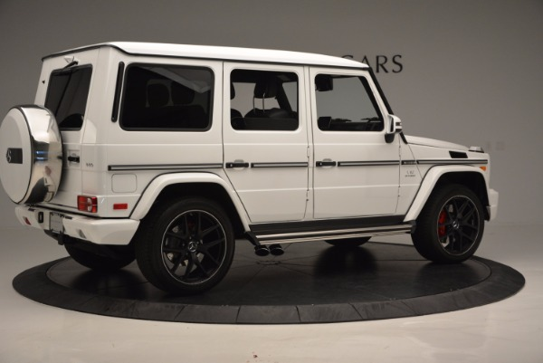 Used 2016 Mercedes Benz G-Class AMG G65 for sale Sold at Alfa Romeo of Greenwich in Greenwich CT 06830 8