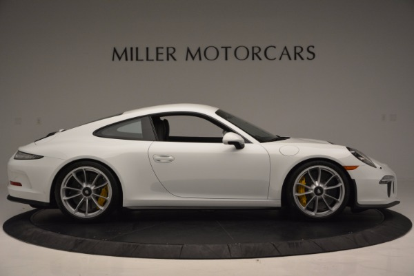 Used 2016 Porsche 911 R for sale Sold at Alfa Romeo of Greenwich in Greenwich CT 06830 10