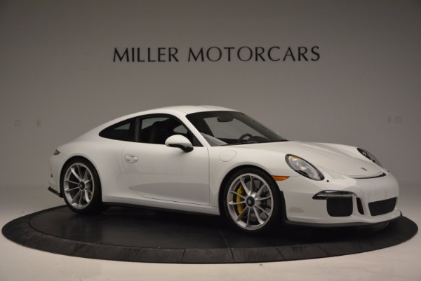 Used 2016 Porsche 911 R for sale Sold at Alfa Romeo of Greenwich in Greenwich CT 06830 11