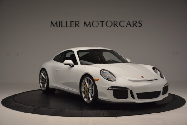Used 2016 Porsche 911 R for sale Sold at Alfa Romeo of Greenwich in Greenwich CT 06830 12