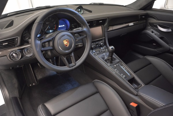 Used 2016 Porsche 911 R for sale Sold at Alfa Romeo of Greenwich in Greenwich CT 06830 13