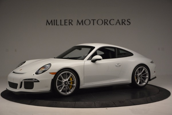 Used 2016 Porsche 911 R for sale Sold at Alfa Romeo of Greenwich in Greenwich CT 06830 2