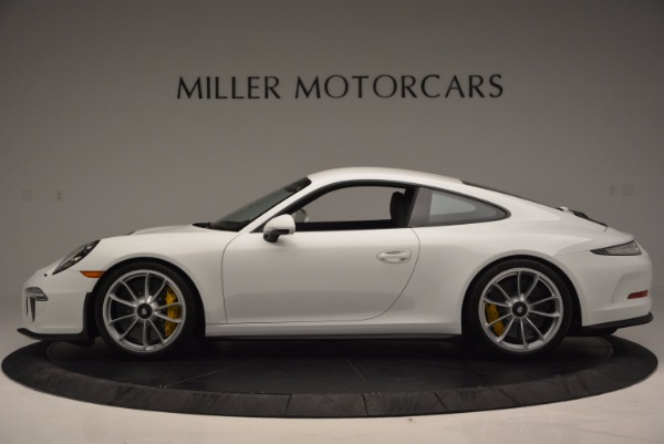 Used 2016 Porsche 911 R for sale Sold at Alfa Romeo of Greenwich in Greenwich CT 06830 3