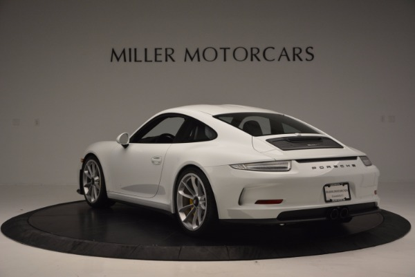 Used 2016 Porsche 911 R for sale Sold at Alfa Romeo of Greenwich in Greenwich CT 06830 5