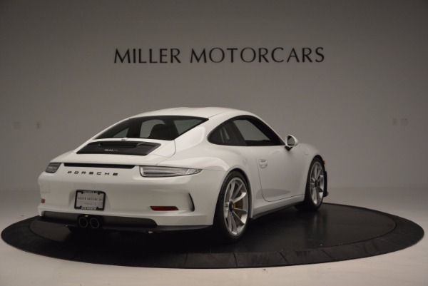 Used 2016 Porsche 911 R for sale Sold at Alfa Romeo of Greenwich in Greenwich CT 06830 7
