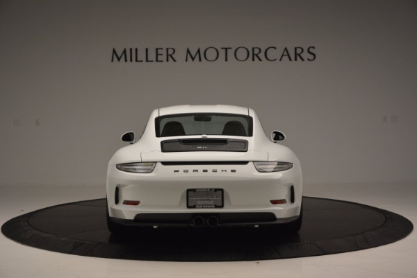 Used 2016 Porsche 911 R for sale Sold at Alfa Romeo of Greenwich in Greenwich CT 06830 8