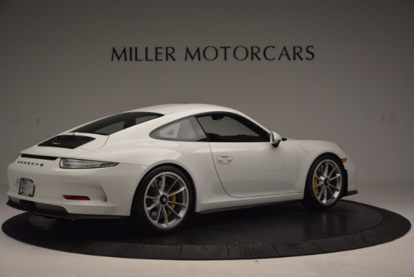 Used 2016 Porsche 911 R for sale Sold at Alfa Romeo of Greenwich in Greenwich CT 06830 9